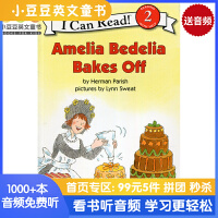Amelia Bedelia Bakes Off 阿米莉亚・贝迪莉亚烘烤完毕【4-8岁】