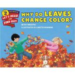 【预订】Why Do Leaves Change Color? 9780062382016