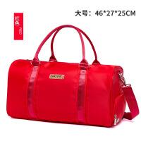 行李女手提袋大容量轻便韩版短途旅行袋出差旅游超大旅行男 大
