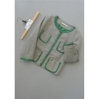 [W24-200]新款女装短款上衣时尚短外套52