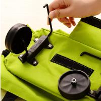 可折叠拖轮包收纳包购物袋便携式购物车买菜车轮(2只装)s6