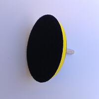 汽车用小型抛光机12V锂电池可调速打蜡机机改装抛光配件连接底盘
