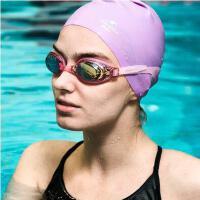 游泳眼镜近视度数眼镜泳镜高清防雾防水防紫外线男女式游泳装备