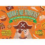 【预订】Uncle John's Riddle Me Timbers!: 36 Tear-Off Placemats