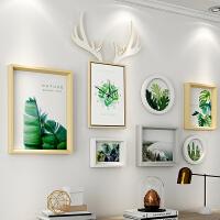 客厅装饰画沙发背景墙装饰餐厅墙面创意个性挂画现代简约北欧壁画 一整套组合装饰画