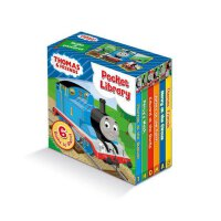 Thomas & Friends: Pocket Library 英文原版 托马斯小火车口袋书套装