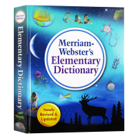韦氏初级儿童基础词典 英文原版字典 Merriam-Webster's Elementary Dictionary 英