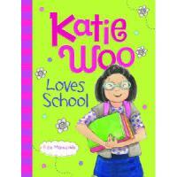 【预订】Katie Woo Loves School