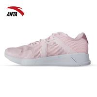 安踏女鞋休闲鞋 2019夏季新款网面透气跑步鞋时尚运动鞋12828863