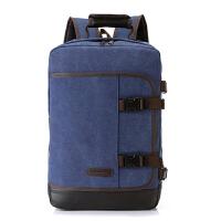 新款男士背包双肩包旅行包大包电脑休闲帆布包韩版男包学生书包行李包