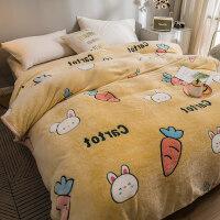 2019新品夏季珊瑚绒毛毯夏天办公室薄款毛巾小被子冬季加厚床单人午睡毯子