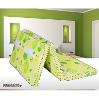 环保棕垫椰棕榈硬床垫宿舍单人1.2m双人1.5m1.8米三折叠定做地铺