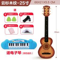 ?儿童吉他玩具宝宝3-4-5-6-7-8-9-10周岁女孩男孩小孩生日礼物?