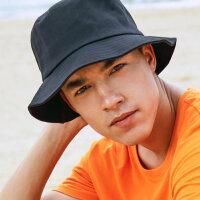 【1件4折价:27.6】美特斯邦威帽子男士夏季时尚潮流简约基础文艺弯檐渔夫帽