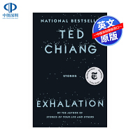 英文原版 呼吸 Exhalation 科幻小说 约时报畅销书读物 华裔科幻作家Ted Chiang