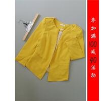 [B14-210-8]新款女装上衣时尚短外套0.30