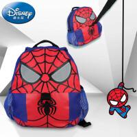 迪士尼幼儿园书包宝宝2-6周岁男童防走失包漫威卡通可爱儿童背包