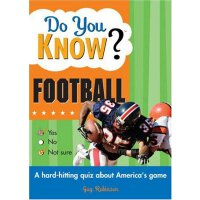 英文原版 Do You Know Football?: A hard-hitting quiz about Ameri