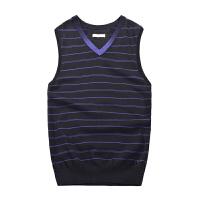 思莱德男士时尚商务休闲针织衫14-1-8-411124020010