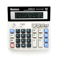 计算器 晨光文具 学生桌面型 大按键计算机 ADG98133