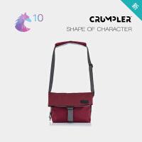 CRUMPLER澳洲小野人SHAPE休闲挎包通勤商务旅游单肩包手提包百搭