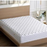 床垫软硬两用1.5米床1.8m双人弹簧乳胶偏20cm厚椰棕经济型 D.针织面料+整网静音弹簧 +乳胶+可拆洗