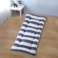 床垫加厚可爱懒人学生宿舍单人上下铺软简易折叠1米2床垫