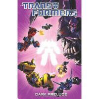 【预订】Transformers: Prelude