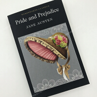 英文原版 傲慢与偏见 Pride and prejudice 全英文版小说 世界名著小说 简奥斯汀 Jane Auste