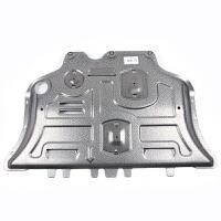 17-18款大众途观L发动机护板下护板底盘装甲 新途观L改装专用配件