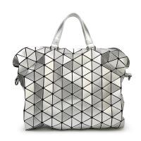 女包魔方手提包包公文袋包漆面单肩斜挎包大容量包