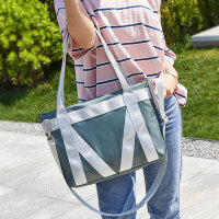 女学生手提包布袋包韩版简约大容量单肩包女大包包