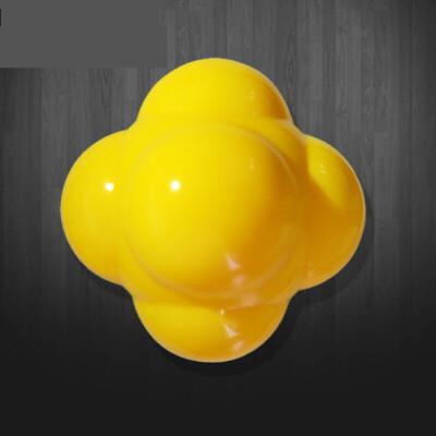 反应球专业篮球训练用品辅助器材工具网球乒乓球速度训练球敏捷球 黄色 发货周期:一般在付款后2-90天左右发货,具体发货时间请以与客服协商的时间为准