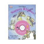 英文原版绘本 Nursery Rhymes 附CD DK儿童经典韵文歌谣 图画故事书