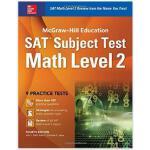 McGraw-Hill Education SAT Subject Test Math Level 2: Level