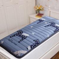 床垫褥子单人床大学生宿舍家用0.9米0.8寝室1.2一米1防潮90x190cm 天使 180*200cm,尺寸可定制