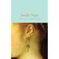 第十二夜 英文原版 Twelfth Night 莎士比亚 Shakespeare 经典文学著作 精装