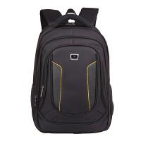 男士商务公文背包电脑包休闲旅行包学生书包青年潮流的双肩包