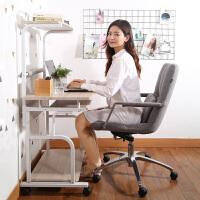 迷你电脑桌台式家用简约现代小户型书桌省空间可移动桌子简易卧室