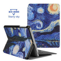 微软Surface Go保护套 二合一平板电脑10英寸皮套 支撑外壳