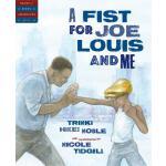 【预订】A Fist for Joe Louis and Me