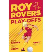 现货流浪者之罗伊:季后赛英文原版小说Roy of the Rovers: Playoffs 3 中级小说插图系列 Tom