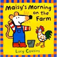进口原版Maisy's Morning on the Farm 小鼠波波在农场的清晨