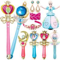 魔法棒权杖发光夜光小魔仙女孩冰雪爱莎公主奇缘2巴拉拉儿童玩具