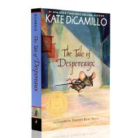 英文原版 The Tale of Despereaux 双鼠记 浪漫鼠德佩罗 儿童文学纽伯瑞金奖小说 电影原版小说 Ka