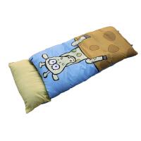 学生信封睡袋儿童婴儿小孩防踢被睡袋冬季加厚儿童保暖睡袋