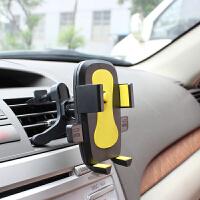 多功能汽车手机架支架卡扣式汽车空调出风口通用型手机导航支撑架
