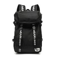双肩旅游包户外防水登山旅行包男士超大容量牛津布训练健身背包