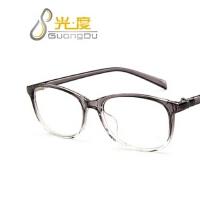 新款复古眼镜框时尚潮流百搭框架镜2335 学院风可配近视眼镜架