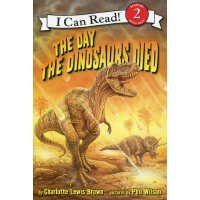 The Day the Dinosaurs Died 恐龙灭绝的那天 [4-8岁]